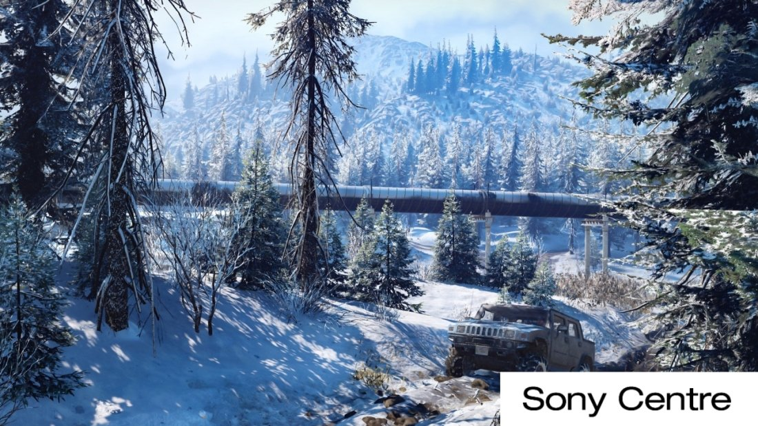 Игра SnowRunner для PlayStation 4