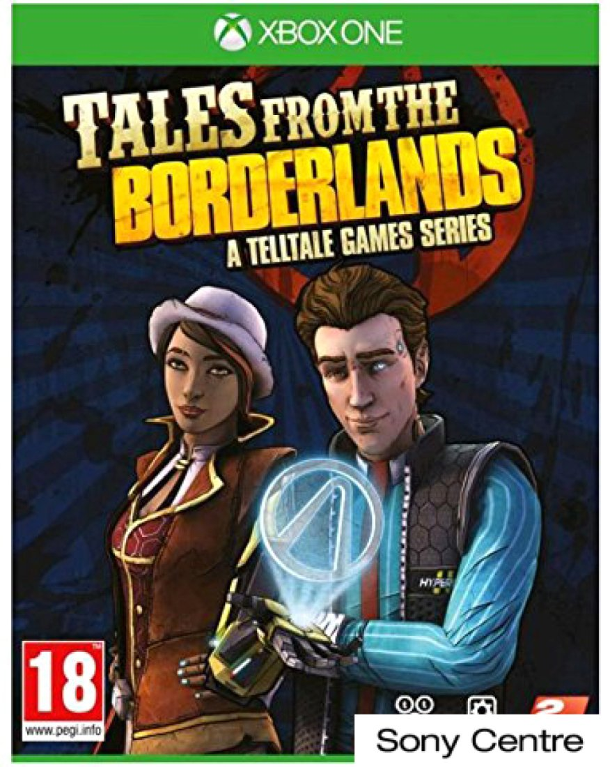 Игра Tales from the Borderlands для Xbox One