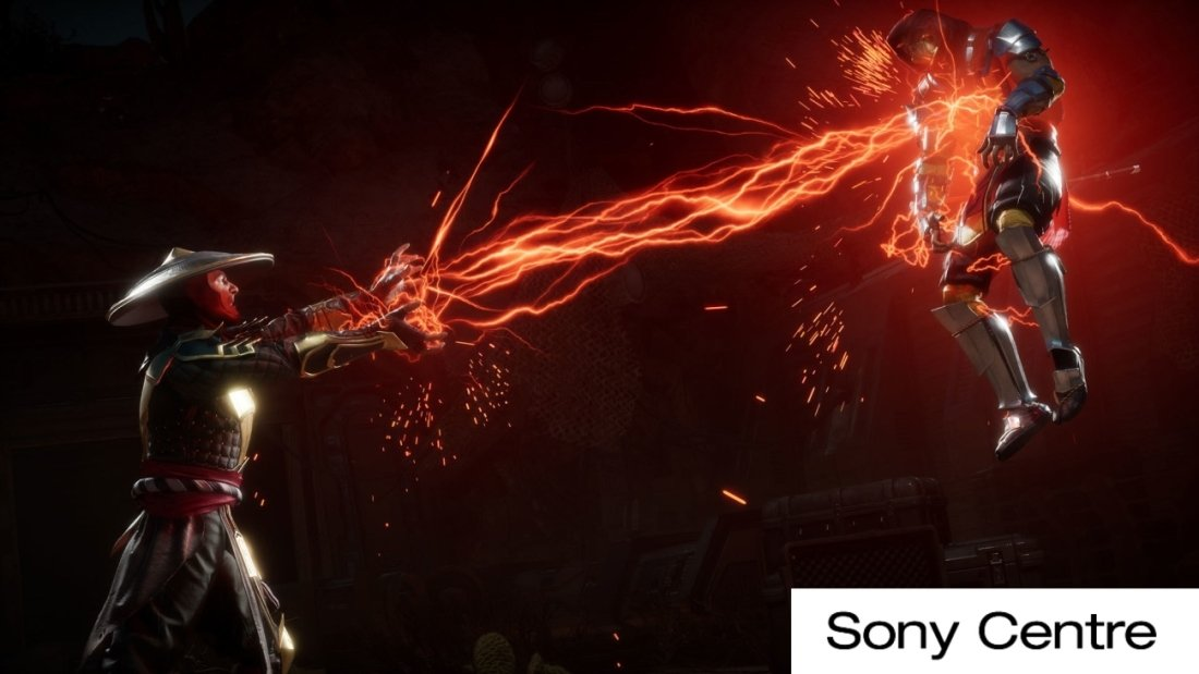 Игра Mortal Kombat 11 для PlayStation 4