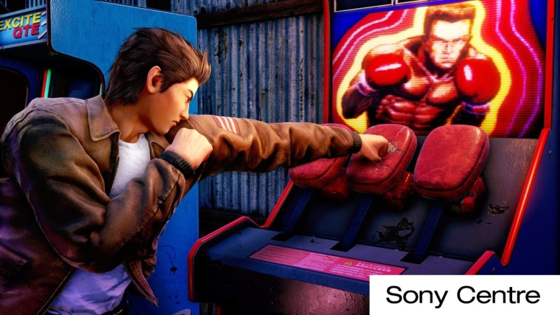 Игра Shenmue III для PlayStation 4