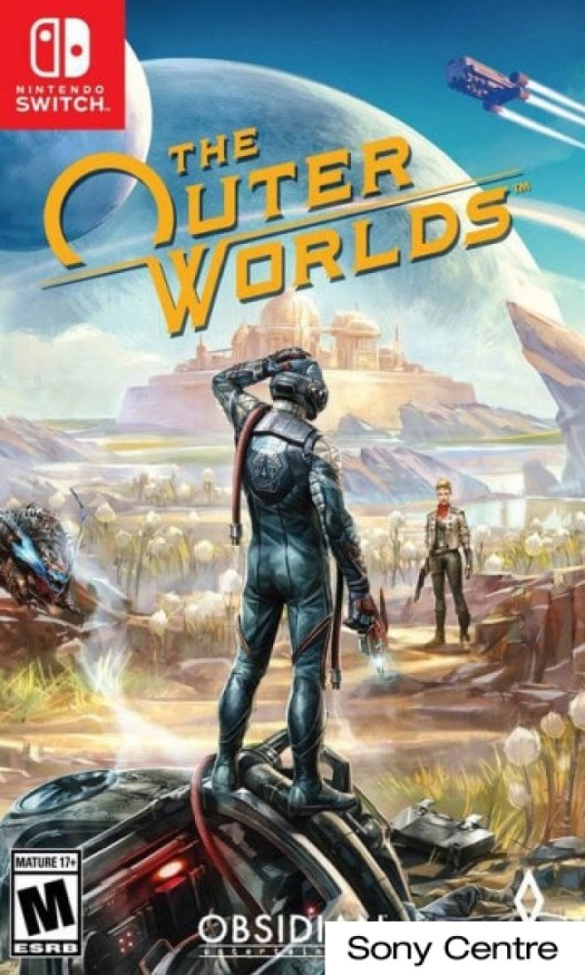 Игра The Outer Worlds для Nintendo Switch