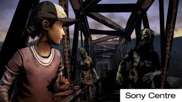 Игра The Walking Dead: The Telltale Definitive Series для PlayStation 4