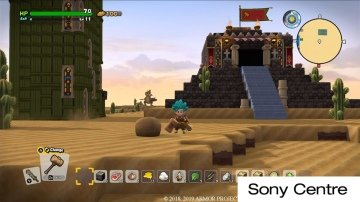 Игра Dragon Quest Builders 2 для Nintendo Switch