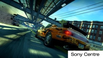 Игра Burnout Paradise Remastered для Xbox One