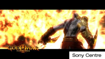Игра God of War III. Remastered для PlayStation 4