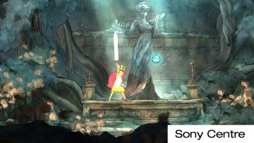 Игра Child of Light Ultimate Edition + Valiant Hearts: The Great War для Nintendo Switch
